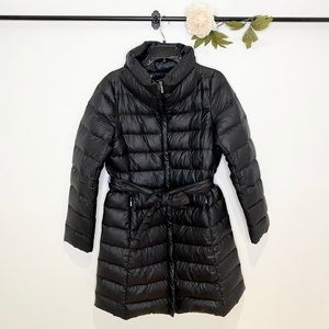 Weekend by Max Mara Stand Collar Long Puffer Coat